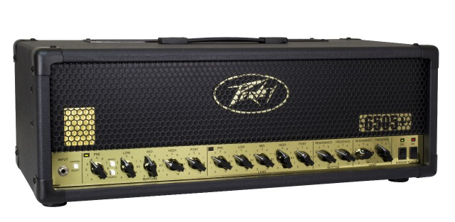 NAMM 2015: Peavey Releases 50th Anniversary Commemorative Amplifiers