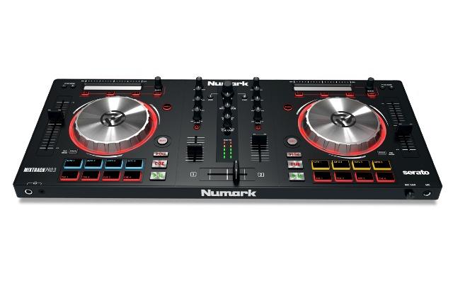 NAMM 2015: More Numark DJ Controllers