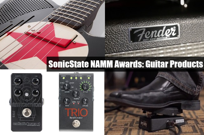 NAMM 2015: Best Guitar Gear From The Show - Pedals, Amps and More