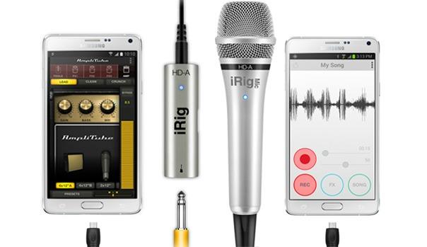 AmpliTube For Samsung Galaxy S5