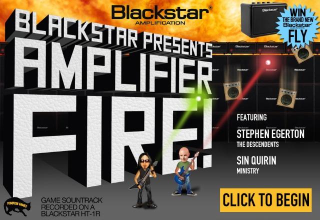 Blackstar Launches Computer Game