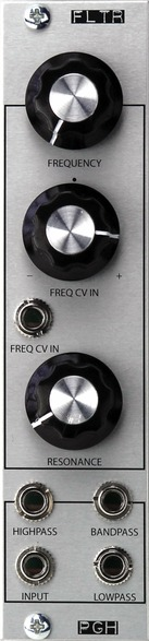 Pittsburgh Modular Releases New Filter Module