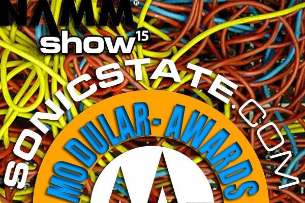 NAMM 2015: Modular Awards