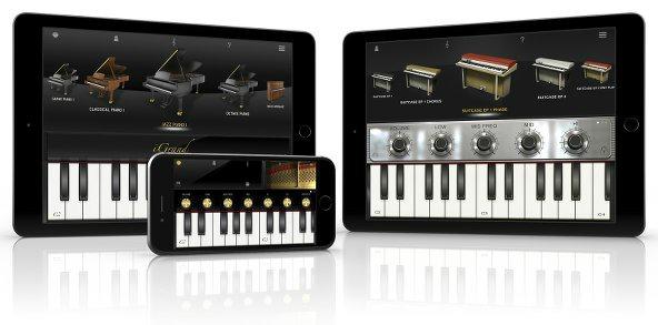 iOS Pianos Updated