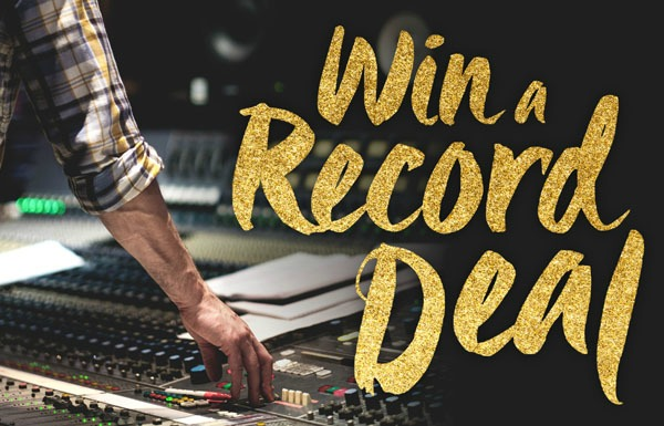Win A Record Deal With Focusrite