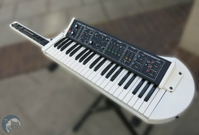 Win A Vintage Moog Synth