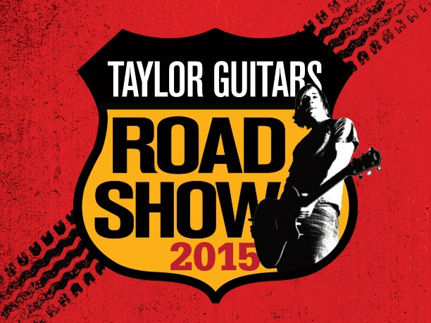 Taylor Guitars 2015 Road Shows