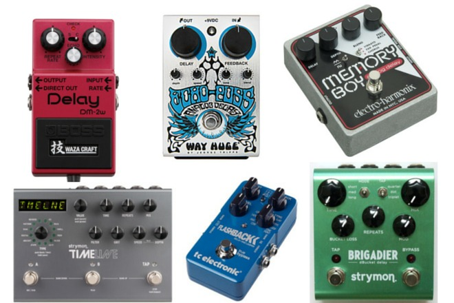 Which Delay Pedal Should You Buy?