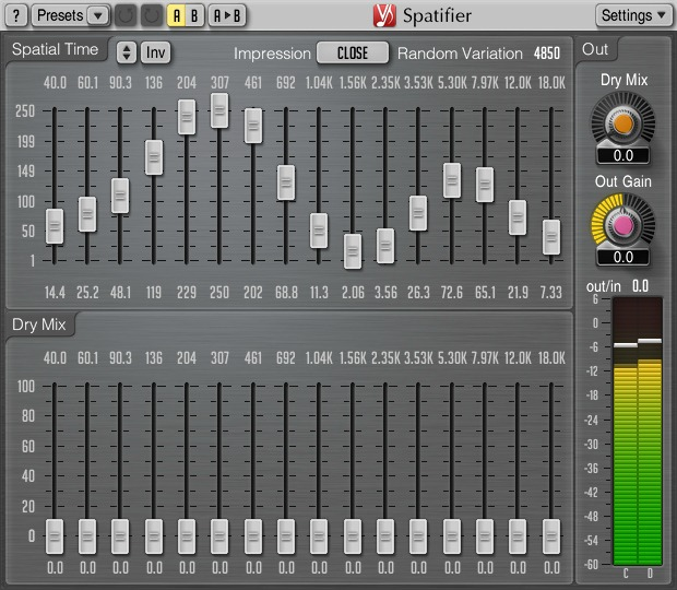 Plug-In Turns Mono To Stereo