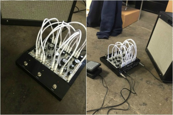 Pittsburgh Modular Are About To Step Into The Modular Guitar Effects Market