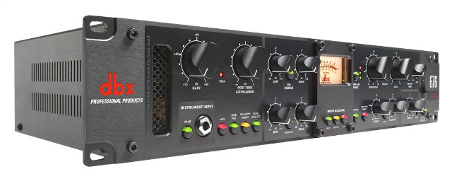 Tube-Based Microphone Preamp Ships