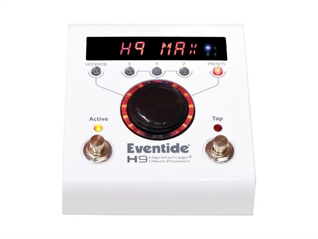 Win An Eventide Multi-FX Stompbox