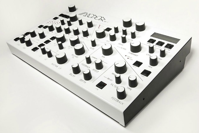 New Hardware Synth Is Proud To Be Digital