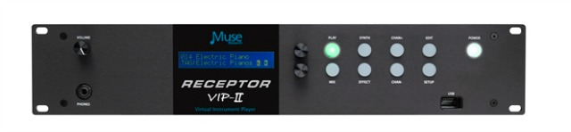 Muse Research Announces RECEPTOR VIP2