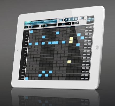drum machine for your ipad. Black Bedroom Furniture Sets. Home Design Ideas
