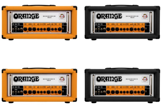 MESSE 2015: Orange Introduces Third Generation Rockerverbs
