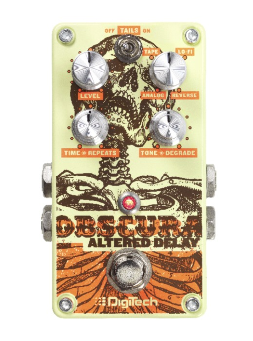 MESSE 2015: DigiTech Debuts Obscura Altered Delay