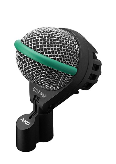 MESSE 2015: New Version Of Classic Kick Drum Mic