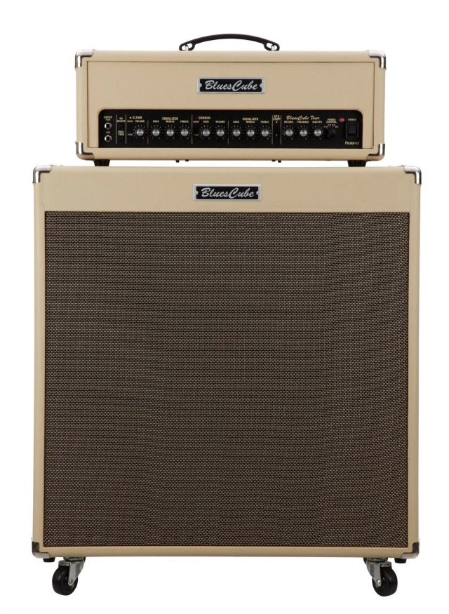 MESSE 2015: New Roland Guitar Amps
