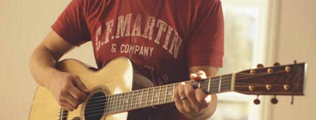 MESSE 2015: New Martin Guitars