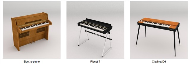 Clavinet And More For Pianoteq