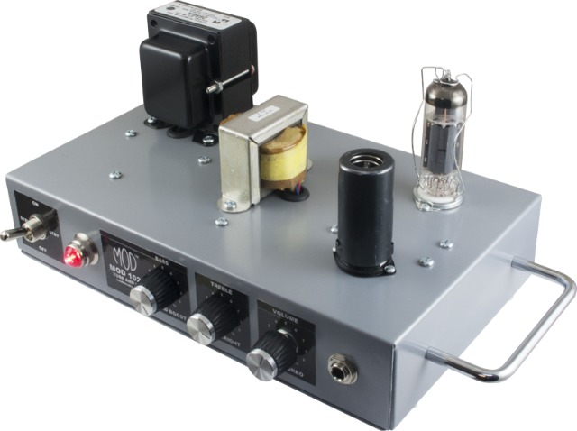 build your own tube amp sonic state amped