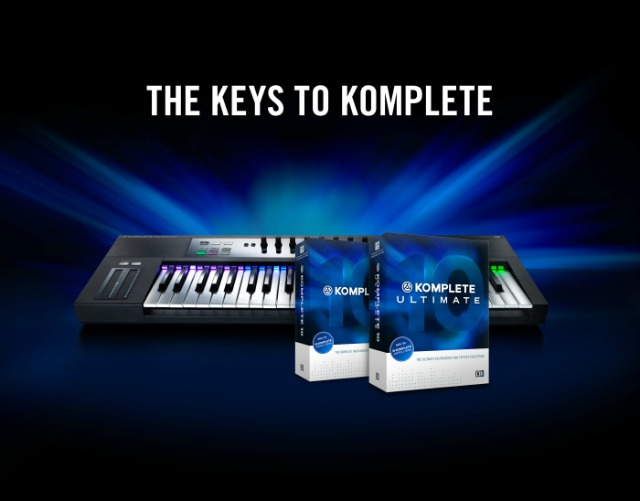 NI Launches KEYS TO KOMPLETE Special