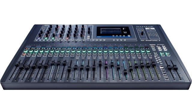 Soundcraft Introduces Affordable Digital Mixer