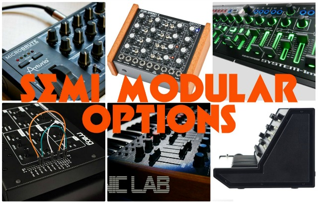 8 Options For Starting With A Semi Modular