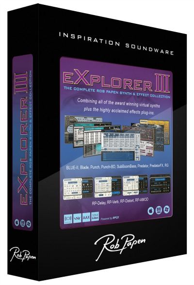 Rob Papen Announces Upgrade Offers