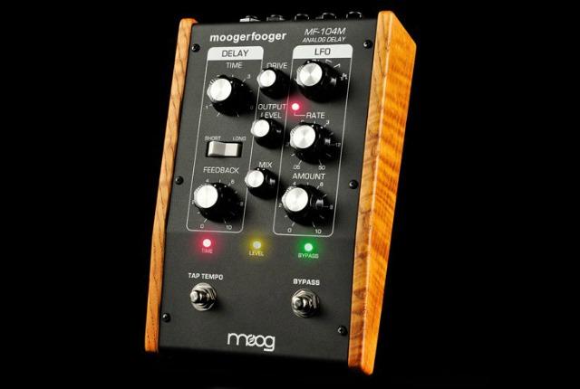 Moog Suspend Analog Delay Production Due To Chip Shortage