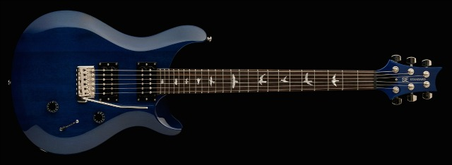 Affordable PRS Guitars Announced