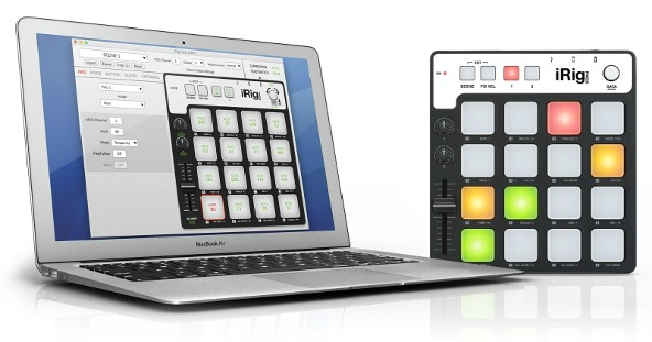 Customize Your iRig Pads Setups