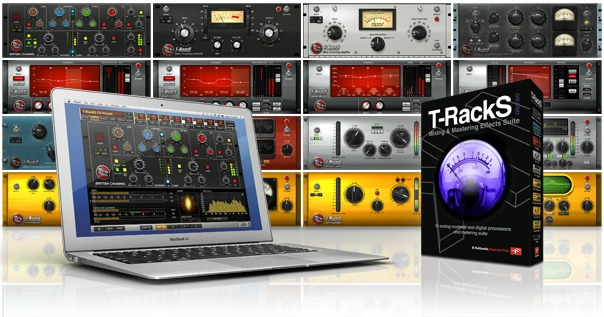 T-RackS Processors For Less