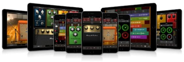 AmpliTube 4 For iPhone/iPad Released