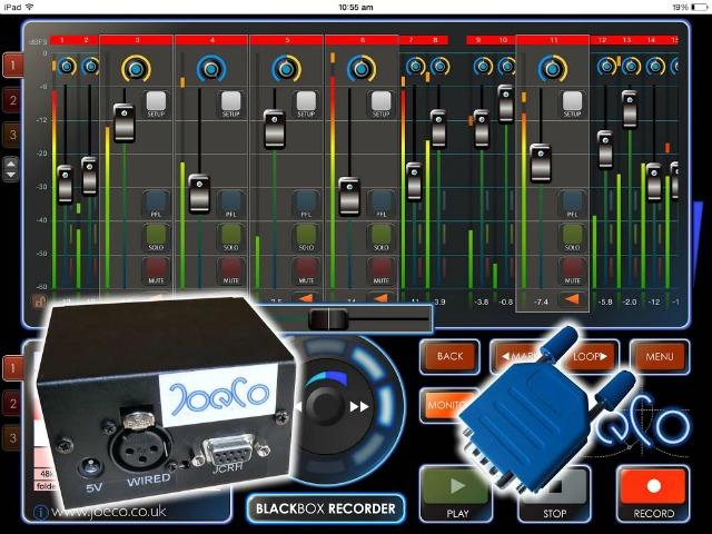 New BlackBox Remote Control Options