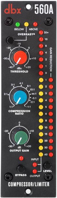 New dbx Compressor/Limiter