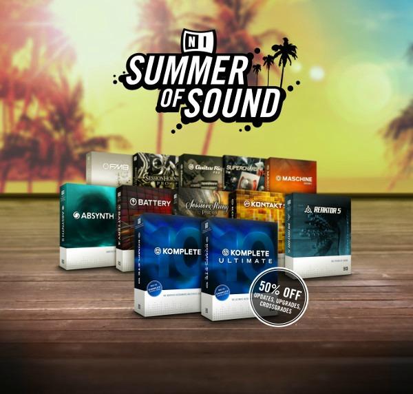 Native Instruments Summer Sale