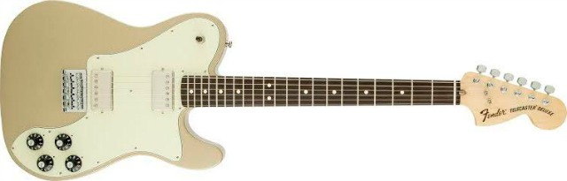 Fender Foo Fighters Tele Gets New Colours