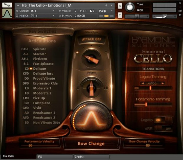 Expressive Cello For Your Productions