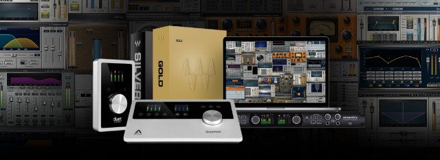 Waves Plug-Ins Bundled With Apogee Interfaces