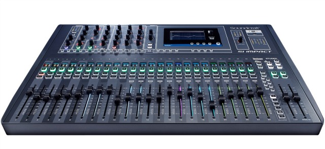 Win A Soundcraft Digital Mixing Console