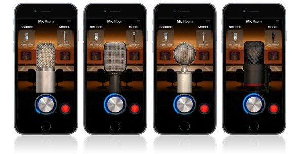 IK Multimedia Introduces iRig Mic Room
