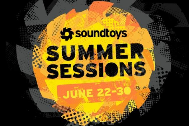 Soundtoys Announces 2015 Summer Sale