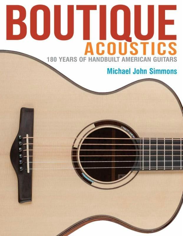 180 Years Of Handbuilt American Guitars