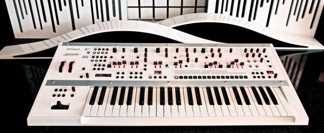 Roland JD-XA In White