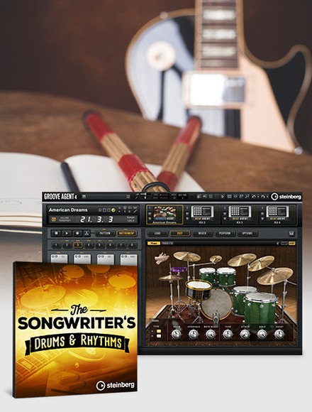 Steinberg Releases The Songwriter's Expansion