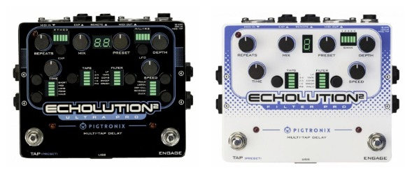 Summer NAMM 2015: Two Pigtronix Delays
