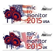 Prism Sound Announces Mic To Monitor Events