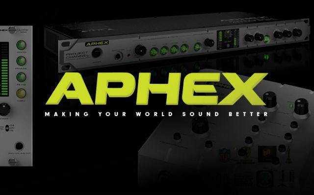 RODE Microphones Acquires Aphex